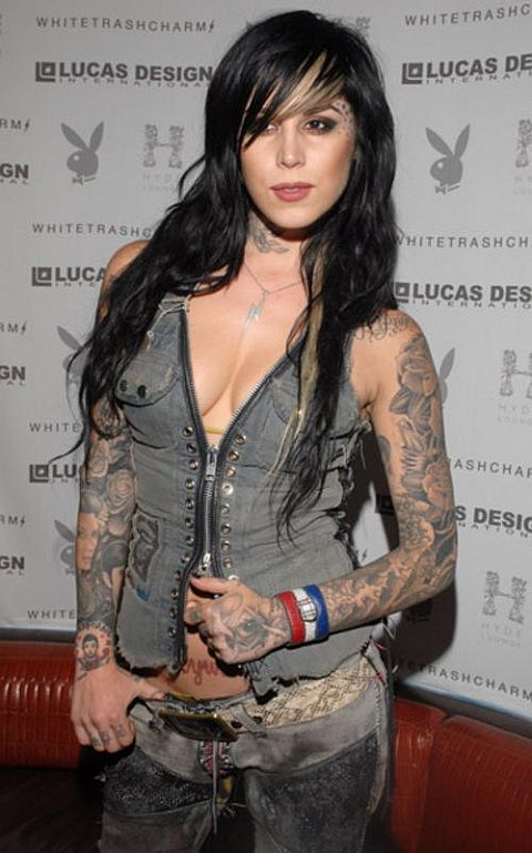 Kat Von D looking forward to set Guinness World Record