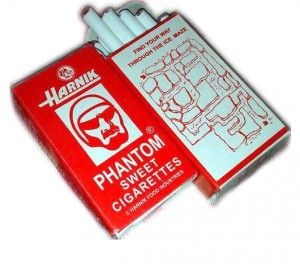Sweet cigarettes
