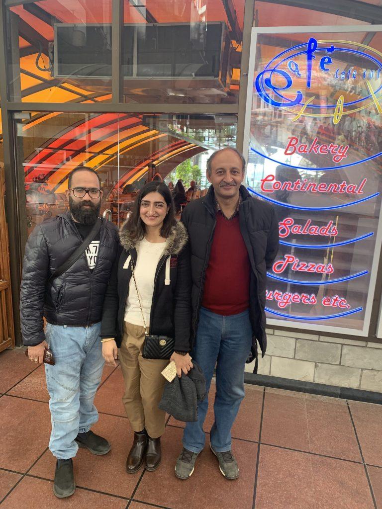 Combermere Cafe Sol Shimla