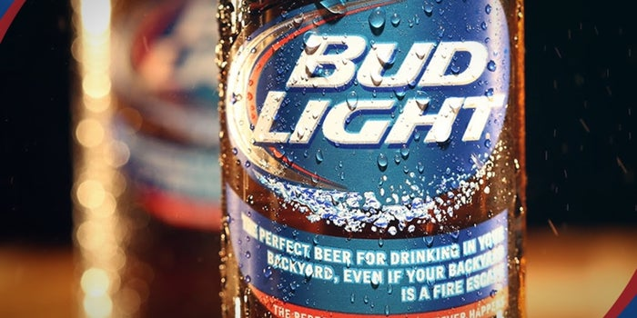 Bud light digital marketing controversy