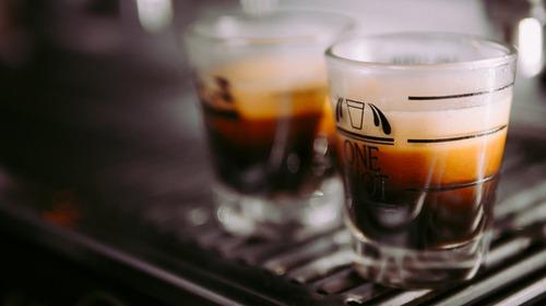 double shot cappuccino