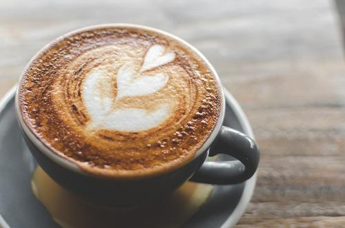 cappuccino milk coffee